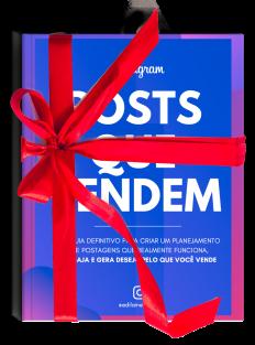 Livro Digital Posts que Vendem + Aula Bônus